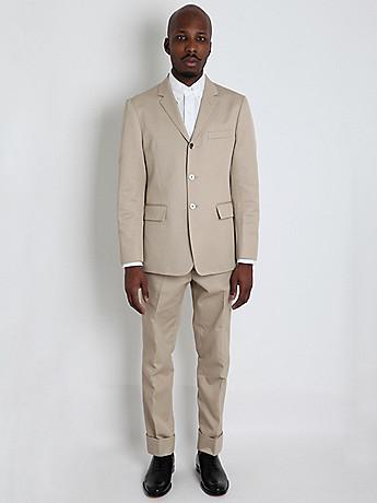 Thom Browne Calvalry Twill Suit