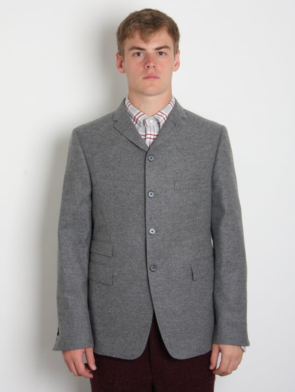 Thom Browne High-Button Jacket