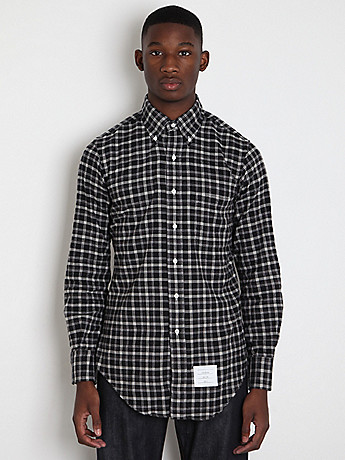 Thom Browne Check Buttondown Shirt