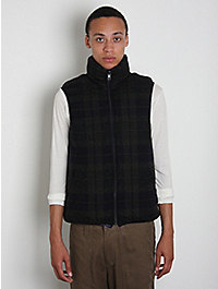 Ts(s)  Reversible Down Vest 1