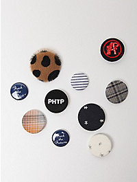 Undercover Set 3 Button Badges