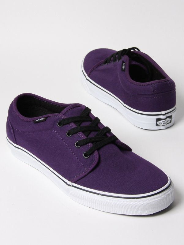 Vans 106 Vulcanized Trainers