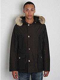 Woolrich Men's Coyote Short Parka