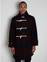 Woolrich Woolen Mills Men's Montgomery Duffle Coat